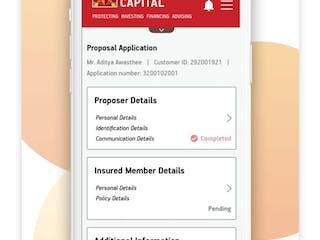 Aditya Birla Health Insurance: Digital Office